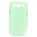 Protective Plastic Case for Samsung Galaxy S3 i9300 - Green