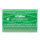 0,8 mm Pitch Arduino-Boards Aplomb TQFP44-32 Adapter Board-Modul - Grün