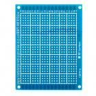 PCB Universal Board for Electronics Testing - Blue