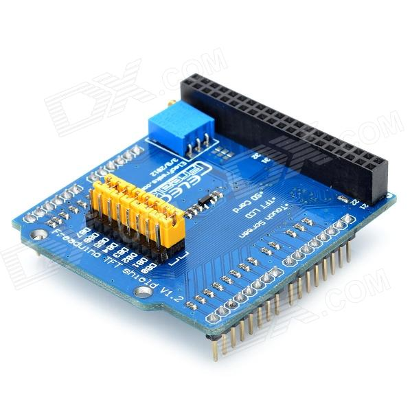 Lcd tft shield v board module for arduino works with