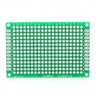 PCB Prototype Blank PCB 2 Layers Double Side 4 x 6cm Protoboard - Green
