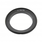 SMJ 62mm Macro Reverse Adapter Ring for Canon EOS - Black