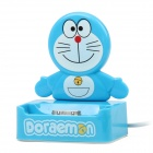 Cartoon Doraemon Style Charging Docking Station for iPhone / iPod - Blue