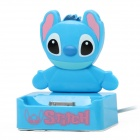 Cartoon Stitch Style Charging Docking Station for iPhone / iPod - Blue