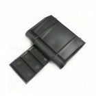 Elegante Suporte Stand Holder Plastic para Iphone / Ipad / Celular / Table PC - Preto