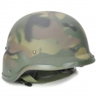 Classic American Army M88 Pure Steel Helmet - Camouflage Color