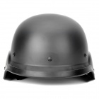 M88 Outdoor Tactical Pure Steel War Game Riding Helmet - Black