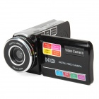 HD-568T 1.3MP Digital Video Recorder Camcorder w/ 8X Digital Zoom / TF / TV Out - Silver (3.0