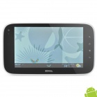 "Sowill OiOi S7 7"" Touch Screen Android 2.2 Tablet PC w/ TF / Camera / WiFi / HDMI - White + Black"