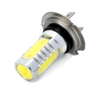 H7 6W 300LM 6000~6500K 4-LED White Light Car Foglight (12~24V)