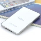 SocBlue 01 Bluetooth V2.1+EDR GSM Dual SIM / Standby Adapter for Ipod / Ipad + More - Silver