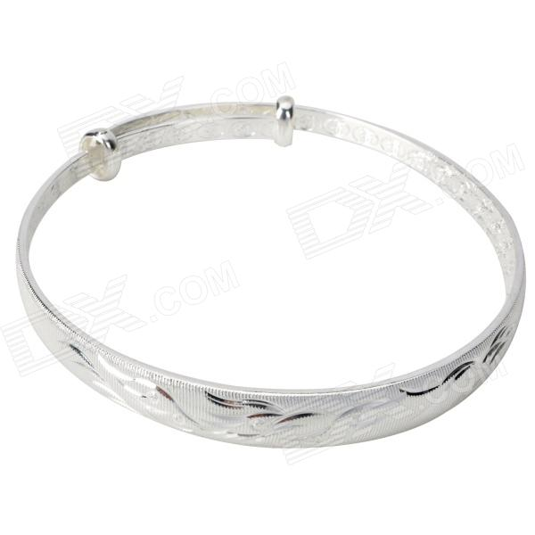 Graceful Chinese Style 925 Silver Bracelet