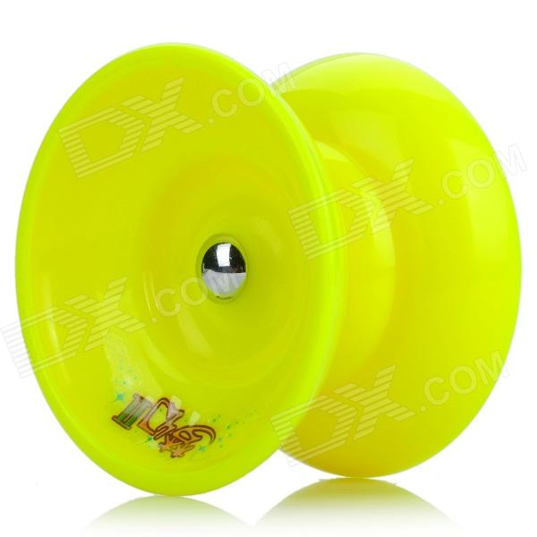 Aoda Dream II Plastic YO-YO Toy - Yellow aoda plastic yo yo toy green