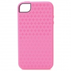 Stylish Protective Back Case for Iphone 4 / 4S - Deep Pink