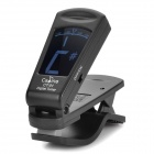"1.3"" Backlit LCD Clip-On Guitar Metronome Tuner (1 x CR2032)"