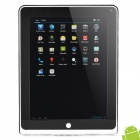 "M910 9.7"" IPS Android 4.0 3G Tablet w/ TF / Camera / WiFi / HDMI / SIM Slot - Black + White"