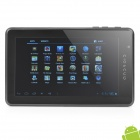 "Londge 7"" Touch Screen Android 4.0 Tablet PC w/ TF / Camera / WiFi / HDMI / G-Sensor - Iron Grey"