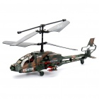 3-Channel RF R/C Apache Helicopter