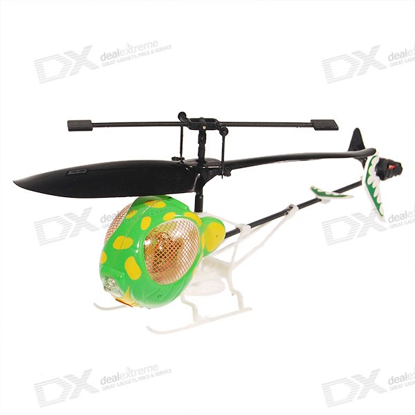 2-Channel Pocket Fly R/C Helicopter
