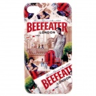 Stylish Protective PC Back Case for iPhone 4 / 4S - London Streetscape