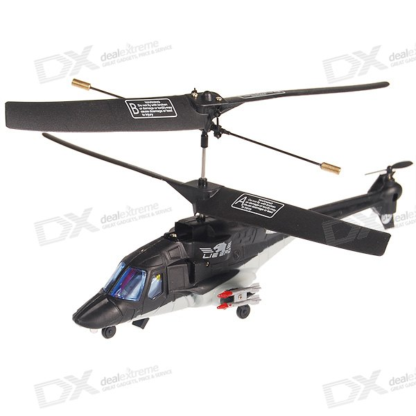 3-Channel Mini R/C Helicopter