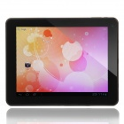 "HC-102 9.7"" Capacitive Screen Android 4.0 Tablet w/ HDMI / TF / Wi-Fi / Dual Camera - Silver (16GB)"