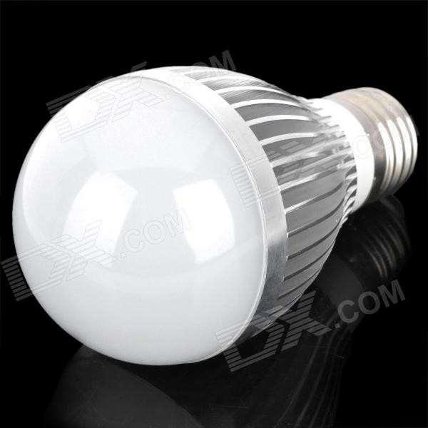 E27 5W 700~770lm 3000K Warm White Light LED Globular Bulb (90~265V)