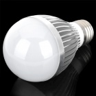 E27 5W 700 ~ 3000 ~ 3300K 770lm LED Warmweiß-Lampe (90 ~ 265V)