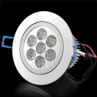 7W 700~770LM 6000~6300K White Light Ceiling Lamp (100~240V)