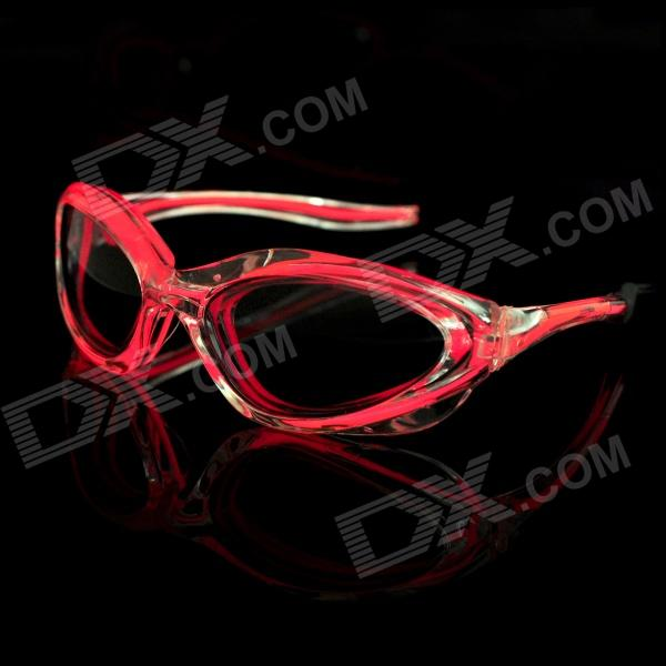 LED Flashing Red Light Glasses for Club Party adrian bejan heat transfer