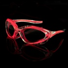 LED Flashing Red Light Glasses for Club Party