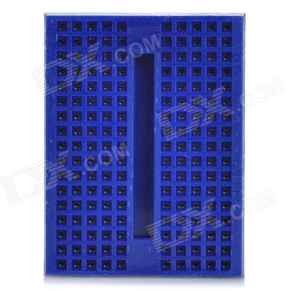 SYB-170 Mini Tie Point Solderless Breadboard w/ Self-Adhesive Tape - Blue