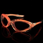 LED Flashing Orange Light Glasses for Club Party