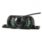 HP-DM320 Car Wired Rear View Camera w/ 7-IR Night Vision LED Lights - Black (NTSC)
