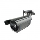 1.3MP Wireless IP Network Camera W/ Wi-Fi / 2-IR LED / IR-CUT / RJ-45 - Grey