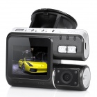 "2.0"" LCD 5.0MP Wide Angle FHD Car DVR Camcorder with HDMI / AV / TF Slot"