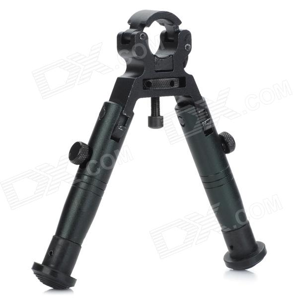 HB-08 Pig Iron Tactical Bipod Rifle Stand - Black