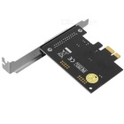 PCI-Express 1-Port placa controladora Paralela