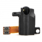 Audio Jack Plug Flex Cable for Ipod Touch 4 - Black