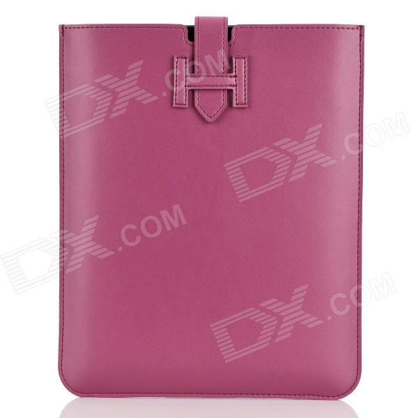 Universal Protective Inner Bag for Ipad / Ipad 2 / The New Ipad / 10.1 Tablet PC - Deep Pink radiation proof protective inner pouch bag for ipad tablet pc camouflage green