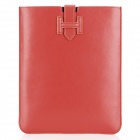 "Universal Protective Inner Bag for Ipad / Ipad 2 / The New Ipad / 10.1"" Tablet PC - Red"