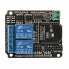 2 Channel Relay Shield Module for Arduino w/ XBee / BTBee Interface