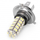 H4 68-SMD LED 2W 200LM 6500K White Light Car Foglight (12V)