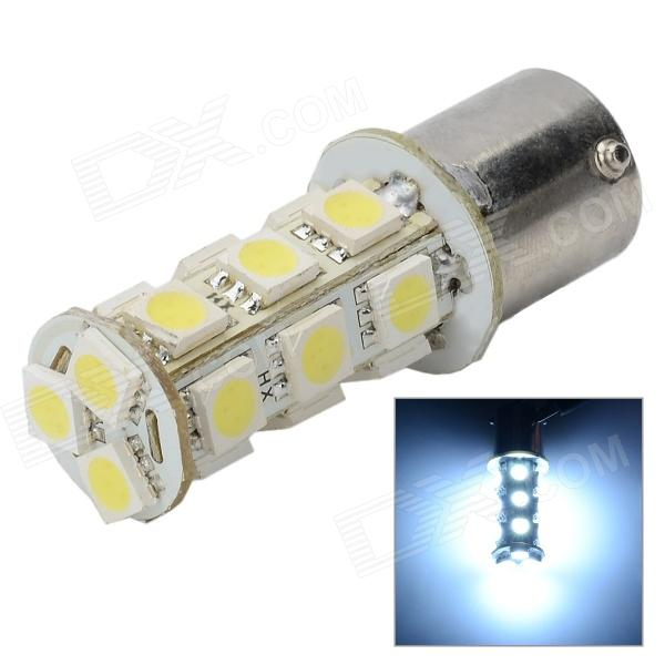 1156 5.4W 324LM 18x5050 SMD White LED Car Brake / Backup / Signal / Indicator Lamp (10~15V)