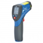 CEM DT-8861 Compact Dual Laser Targeting Infrared Thermometer - Blue + Deep Grey