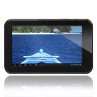 "C0709B 7.0"" Capacitive Touch Screen Android 4.0 Tablet PC with TF / Camera / Wi-Fi - Black (4GB)"
