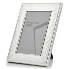 Elegant Silver Plated Photo Frame for 9 x 13cm Photos - Silver