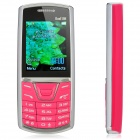 "HOTWAV E2152 GSM Bar Phone w/ 2.1"" Screen, Quad-Band, Dual-SIM and FM - Deep Pink"