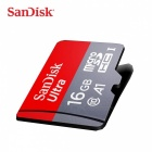 SanDisk Mobile Ultra Micro SDHC / TF Memory Card w/ SD / SDHC Card Adapter - 16GB (Class 10)