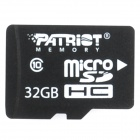 Patriot Micro SD / TF карты памяти - 32GB (Class 10)